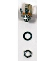 Panel Mount Socket JJO33 - 5,32 mm (PJ068)