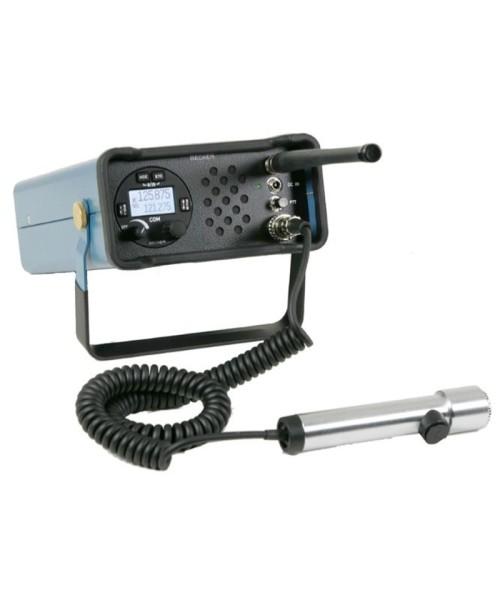 Becker GK615 mobile VHF/AM Aviation Radion in case - 8.33/25 kHz, 6 Watt, incl. Mic.