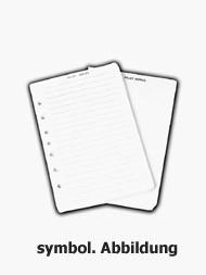 Jeppesen Pilot Notes ohne Linien (500 Blatt)