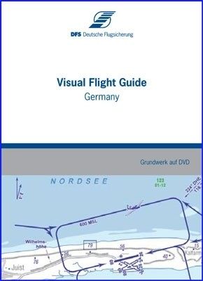 DFS Visual Flight Guide Deutschland