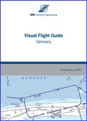 DFS Visual Flight Guide Germany - German Issue