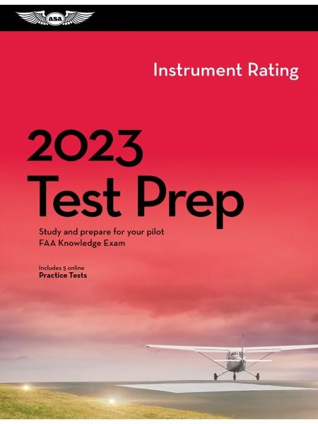 ASA - Instrument Rating Test Prep