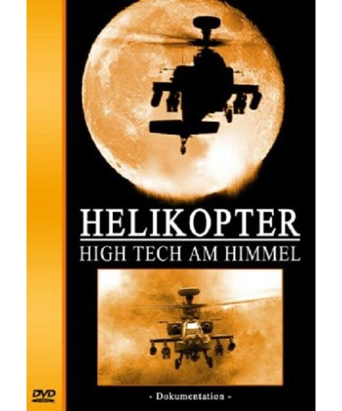Helikopter - High Tech am Himmel, Dokumentation, DVD (FSK ab 16 Jahre)