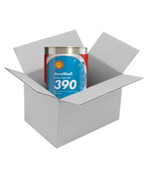 AeroShell Turbine Oil 390 - Karton (24x 1 AQ Dosen, US-Quart)