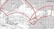 Jeppesen Enroute Chart Eurasien - EA (H/L) 11/12