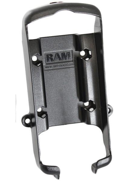 RAM Mounts Gerätehalteschale für Garmin GPS 76er Serie (ohne Schutzhüllen) - Diamond-Anbindung (Trap