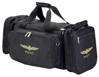 Pilot Bag WEEKEND (black)