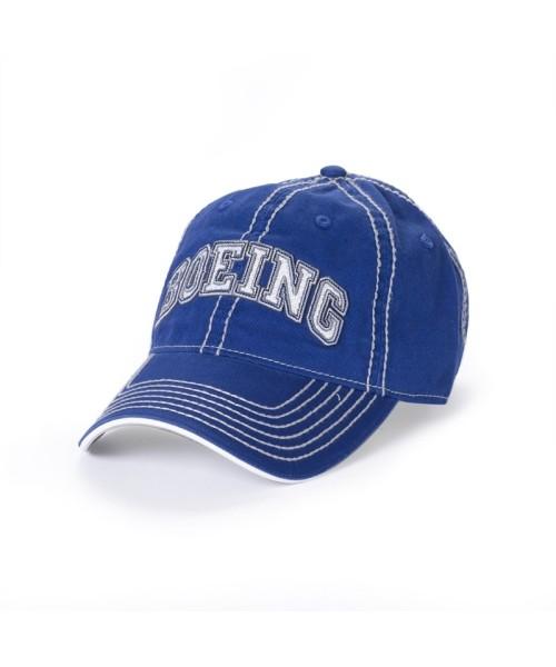 Boeing Varsity Stitch Hat - blue