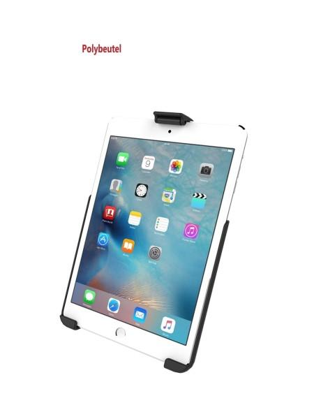 RAM Mounts Gerätehalteschale für Apple iPad mini 4 (ohne Schutzhüllen/-gehäuse) - AMPS-Anbindung, Sc