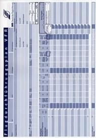 Flugdurchführungsplan-Block (DFS)