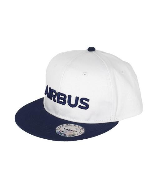 Airbus Fashion Basecap - weiß/blau