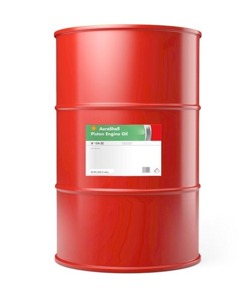 AeroShell Oil W 15W-50 (multigrade) - 55 AG Fass (208,2 Liter)
